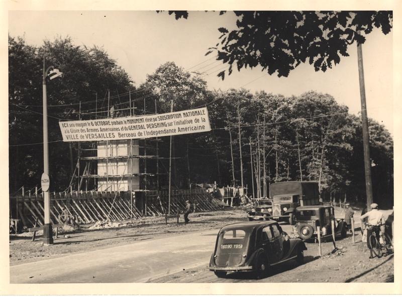 Monument Pershing- 1937