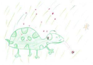 La tortue et la fourmi